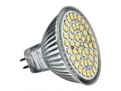 LED 48 SMD (GXLZ006) MR16 3,5W-WW