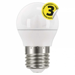 ZQ1120 LED CLS MINI GL E27 6W WW 470lm