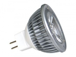 LED POWER (GXLZ014) MR16 3x1W-WW