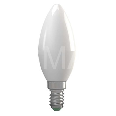 LED CANDLE E14 6W (43W) NW ZL4103 515lm 4100K